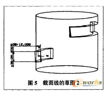 基于ug的圆柱凸轮造型设计