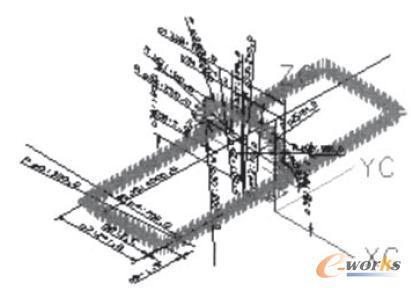 基于nx/wave的空调分体机逆向设计