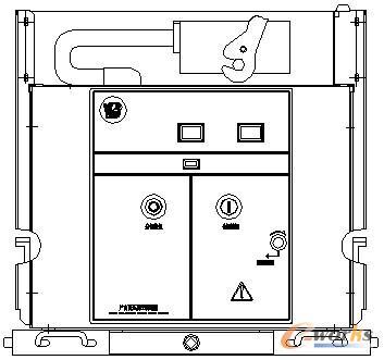 kyn28a-12开关柜电路结构分析