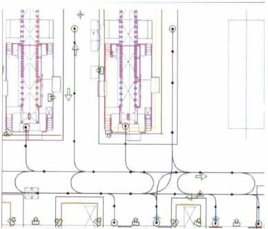 上海印钞厂_AGVS在现代生产物流系统中的应用_SCM及物流_管理信息化_文章_e ...