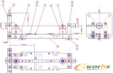 航空发动机压气机叶片工装标准化