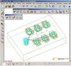 铸造CAD CAE CAM一体化技术
