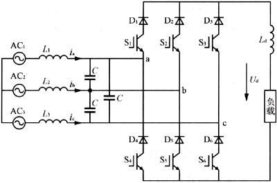三相桥式整流电路