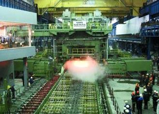 宽厚板轧机自动控制系统控制功能描述
