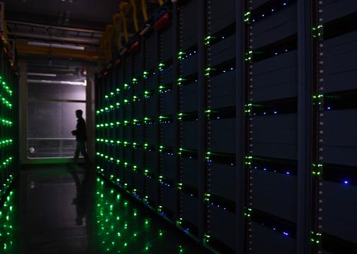 大功率密度数据中心的冷却系统