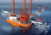 基于Solidworks的自升式钻井平台升降基础结构建造流程仿真