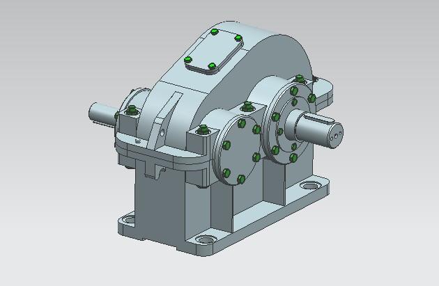 三维实体建模及参数化设计在化工机械设计中的应用