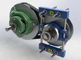 基于CATIA的锥形凸轮无级变速器的建模与仿真