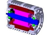 AcuSolve在电机热仿真中的应用