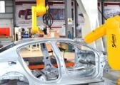 基于OptiStruct的白车身扭转刚度分析及优化