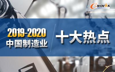 2019-2020中国制造业十大热点