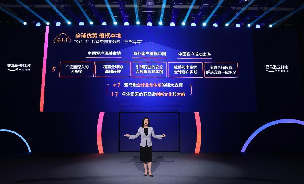 亚马逊云科技中国线上峰会正式召开