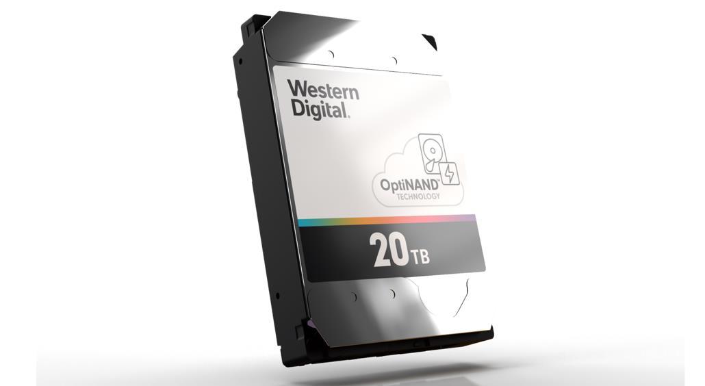 西部数据重塑磁盘架构